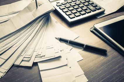 Private und berufliche Ausgaben