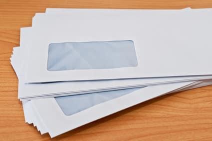 Briefbogen und Briefpapier des Freiberuflers