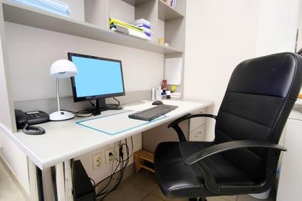 Büroeinrichtung für Freiberufler