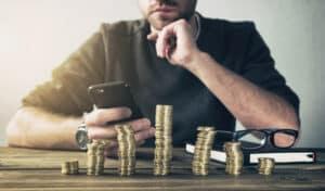 Einkommenssituation Freiberufler