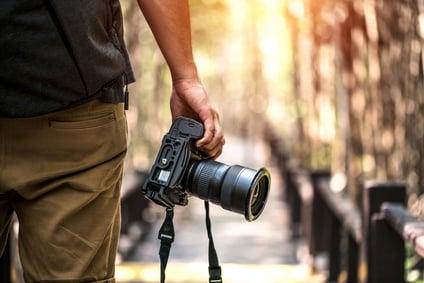 Freier Beruf: Fotograf