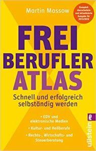 Freiberufler-Atlas: Ratgeber-Buchtipp für Freiberufler und Selbstständige