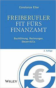 Freiberufler Buchtipp für Buchführung, Finanzen, Rechnungen und Steuern