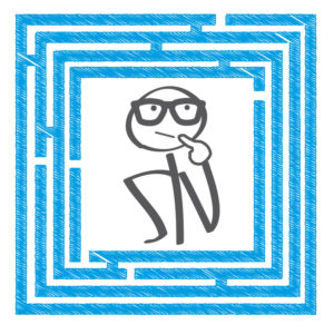 Labyrinth - Ausweg suchen - Problemlsung