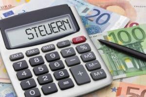 Die Insolvenz und die Steuern