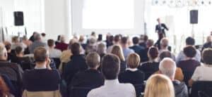 Messe- und Kongress-Besuch
