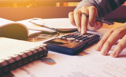 Trennung der Umsatzsteuer