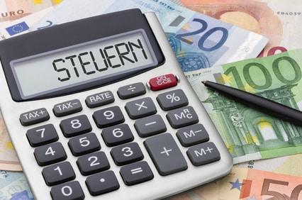Anmeldung der Umsatzsteuer