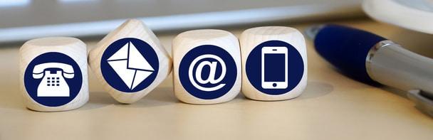 webdesign email kontakt