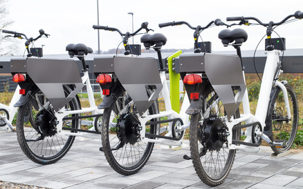 E-Bike und Fahrrad Leasing als Freiberufler
