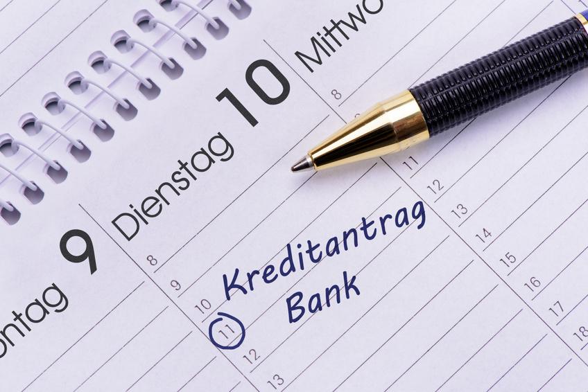 Schufaneutralen Kreditantrag online stellen