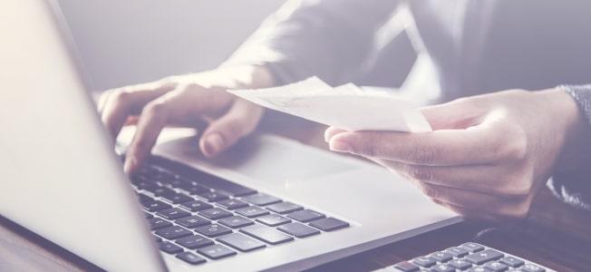Nebenkosten absetzen: Die Steuererklärung lässt sich ganz einfach mit einer Software erstellen.