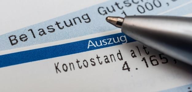 Wollen Sie Ihre Kontoführungsgebühren absetzen, Sie die Steuer teilweise Pauschalbeträge vor.