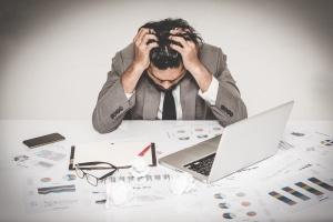 Laut Statistik machen vor allem psychische Erkrankungen berufsunfähig.