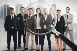 Berufshaftpflichtversicherung: Ein leitender Angestellter kann unter Umständen persönlich haften.