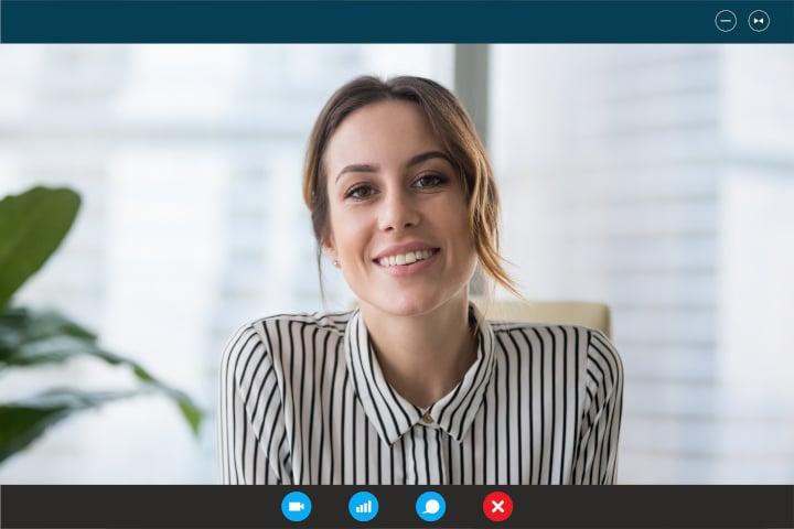 Professionell im Video Chat auftreten: Tipps und Tricks