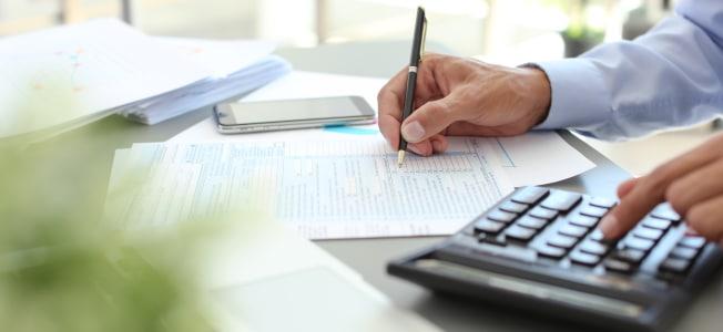 Art der Einkommensteuer: Die Lohnsteuer wird vom Arbeitgeber abgeführt.