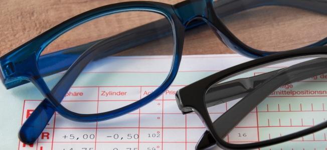 Eine Brille kann teuer sein: In gewissen Fällen können Sie diese Krankheitskosten steuerlich absetzen.