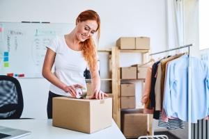 Betreiben Sie einen Online-Shop, sollte Ihr Geschäftskonto daran angebunden werden.